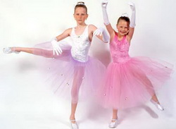 Girls Ballet Clothes